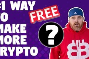 #1 Way to Make Passive Income with Cryptocurrency | Safe & Easy | NOT Clickbait