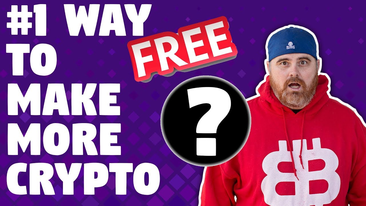 #1 Way to Make Passive Income with Cryptocurrency   Safe & Easy   NOT Clickbait