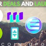 $1Billion Tezos Deal, NULS 2.0 Launch, Theta, Waltonchain, Enjin Coin - Altcoin Updates