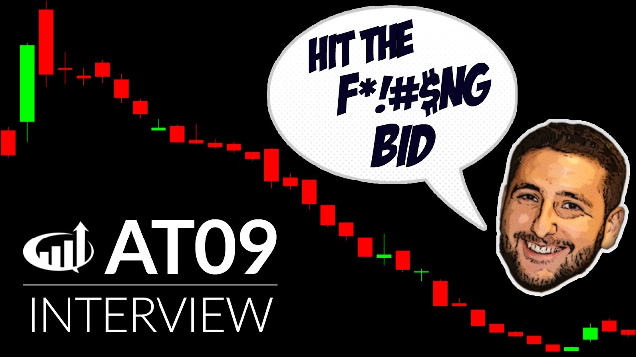 22-Year Old Successful Day Trader Shares His Strategy - AT09 Interview