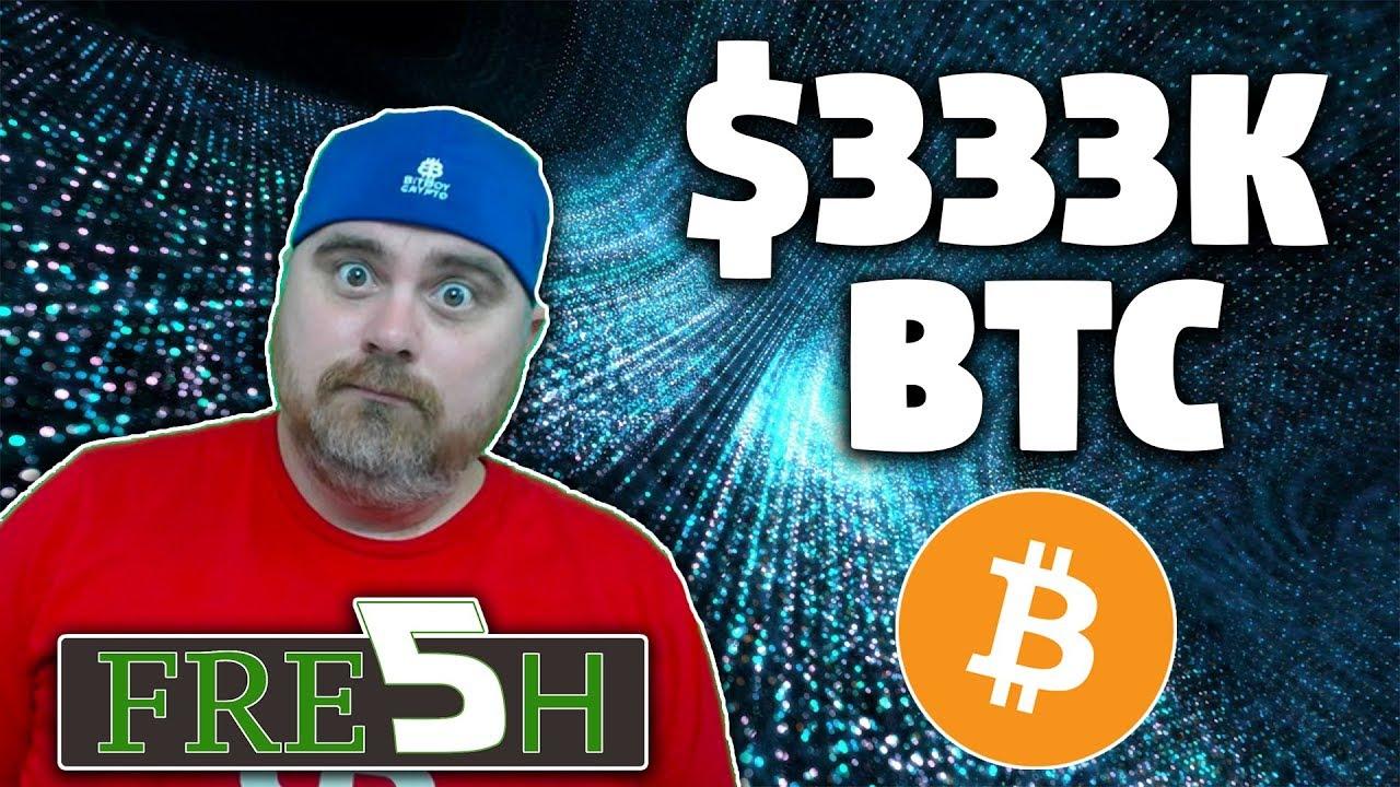 $333k Bitcoin Confirmed | Vitalik Buterin Promoting Bitcoin SV? | China FUD is Back!