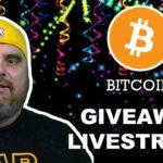 $500 BTC Giveaway  BitBoy Crypto Livestream