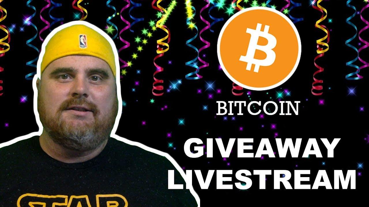 $500 BTC Giveaway| BitBoy Crypto Livestream
