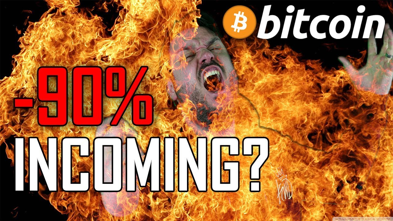 -90%! Crypto Dump ON THE TABLE With These Current Events...