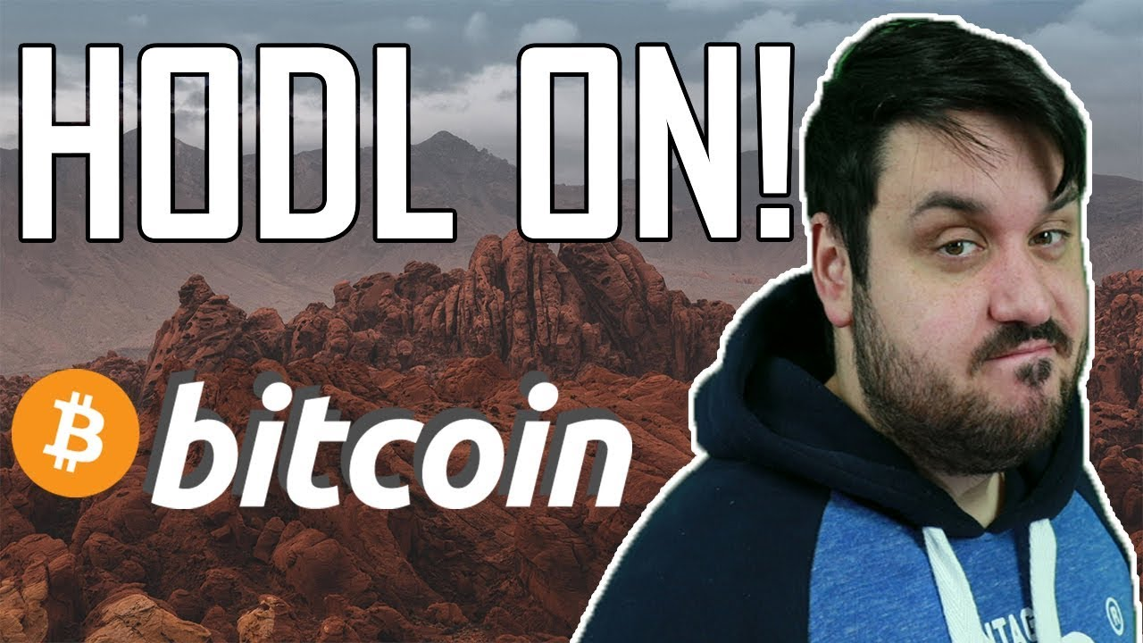 A Storm Closes In - HODL ON!