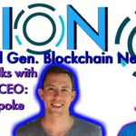AION CEO Matt Spoke speaks with BlockchainBrad about his 3rd Gen. Blockchain Network.