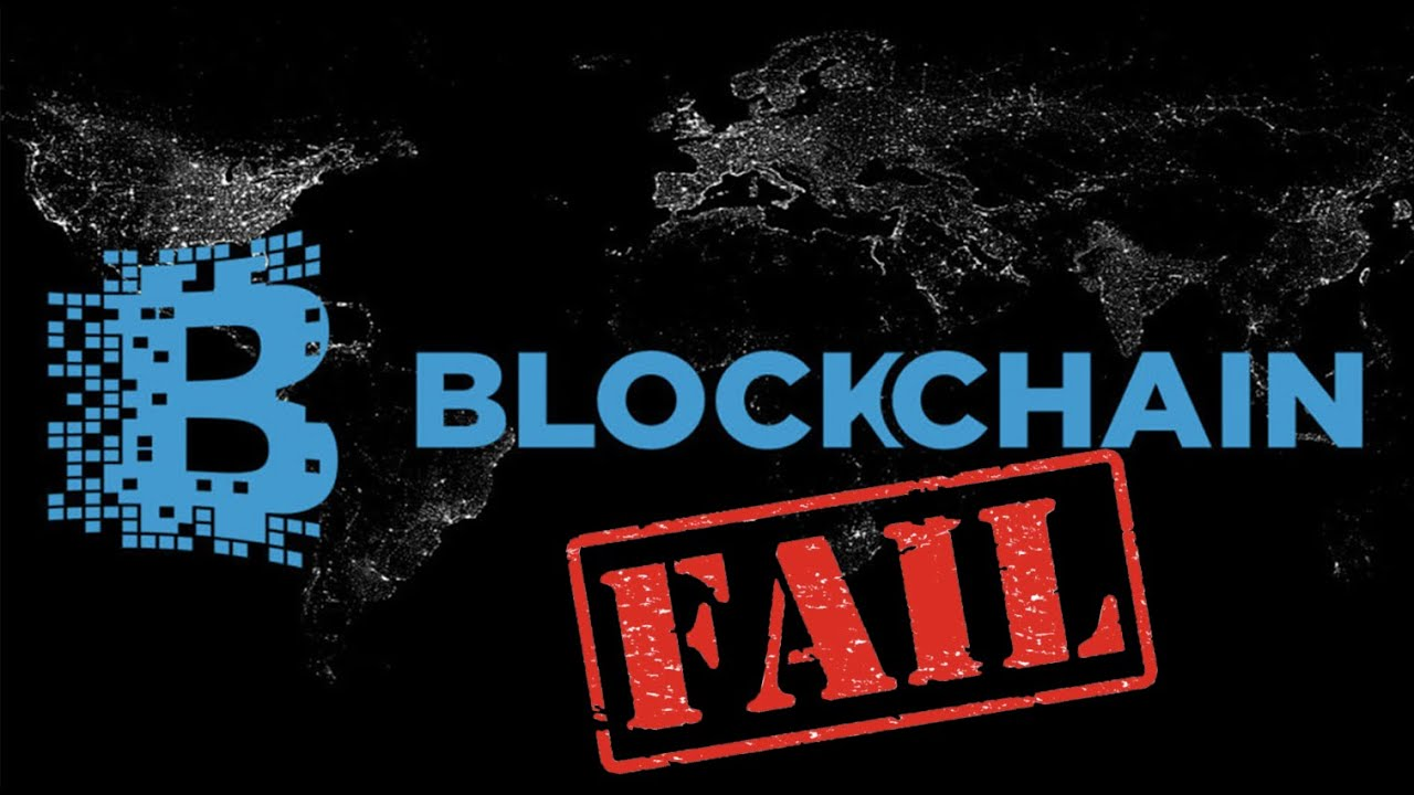 ALERT: Blockchain Disasters Incoming