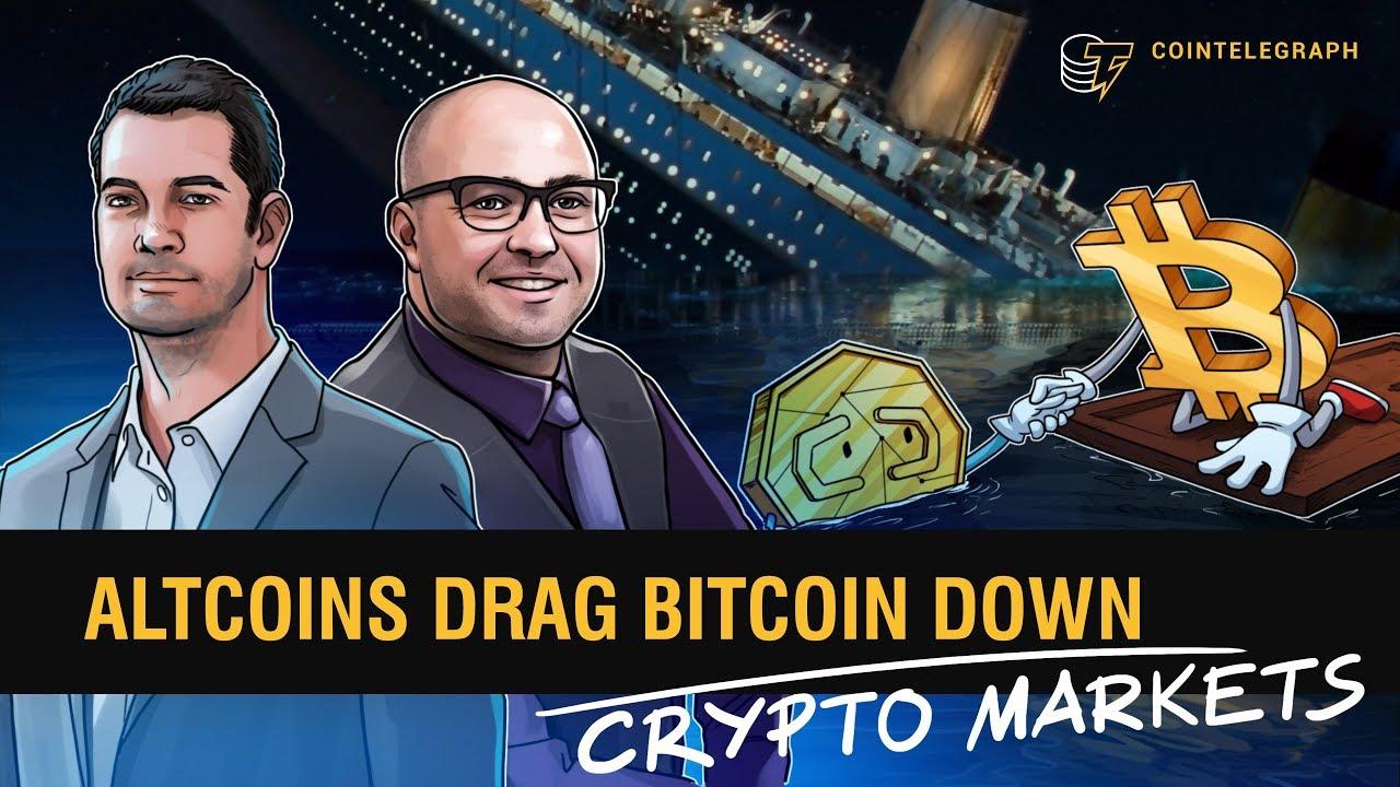 Altcoins Drag Bitcoin Down | Crypto Markets