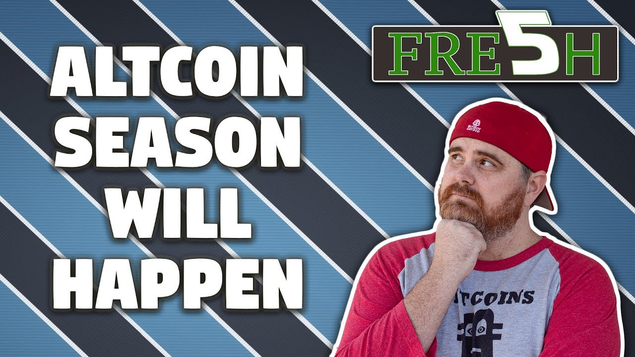 Altcoins WILL SURGE This Year | Bitfinex Loaning USDT | Crypto Scams | IOST Rewards