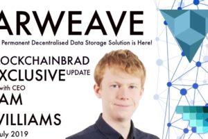 Arweave | Permaweb | Permanent Decentralized Data Storage | BlockchainBrad Update