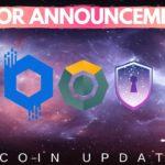 BIG ALTCOIN UPDATE - New Binance Listing, Dogecoin, SafeX, Safe Haven, Komodo, BitPanda, Solve.Care