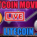 BITCOIN APPROACHES $12k - LITECOIN WAITING TO MAKE MOVE