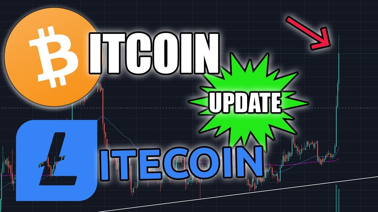 BITCOIN BREAK OUT AFTER LITECOIN | BTC & LTC