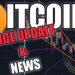 BITCOIN NEWS | BTC PRICE UPDATE