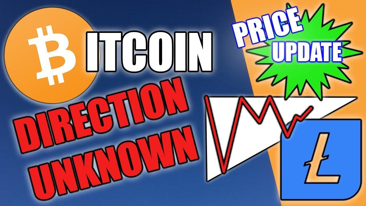 BITCOIN PRICE DIRECTION | LTC Price Update