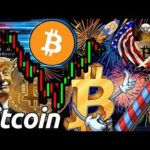BITCOIN PUMPS! Did Donald Trump SPARK the NEXT RALLY?! Tether Prints $100M! 🚀