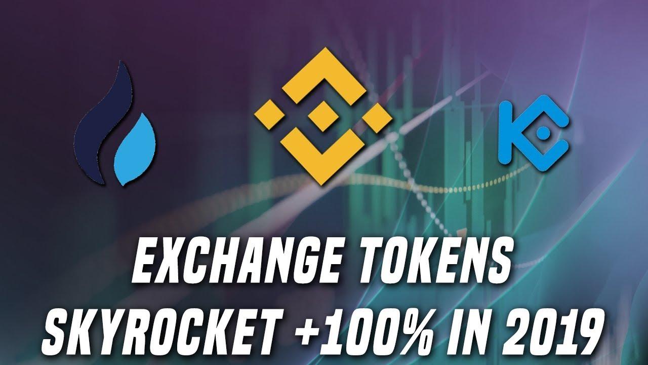 BNB up 120% in 2019 | The craze of exchange tokens