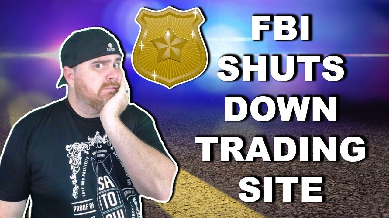 BREAKING: FBI Seizes Popular Crypto Trading Website   Crypto Ads Back on YouTube