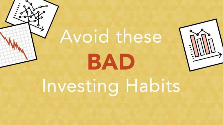Bad Investing Habits You NEED to Break   Phil Town