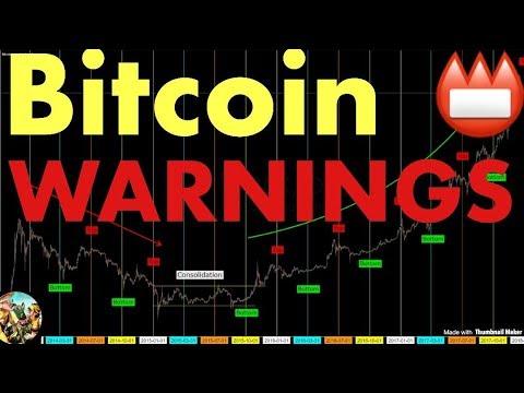 Beware of These Bitcoin Warnings
