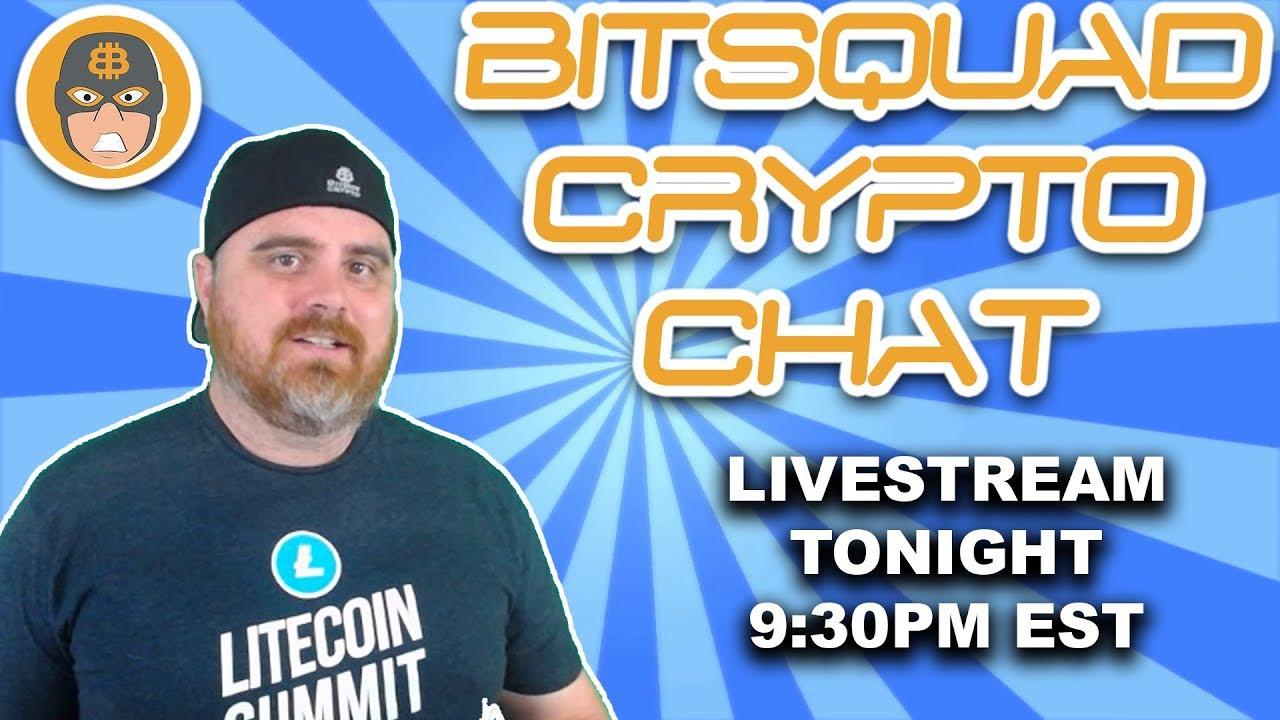 BitSquad Crypto Chat - After Christmas AMA | BitBoy Crypto Livestream