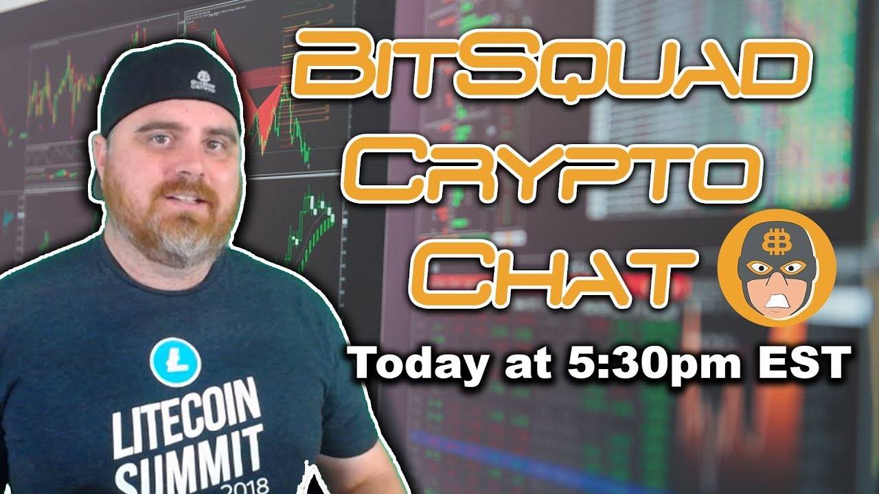 BitSquad Crypto Chat - Is the Worst of It Over? | BitBoy Crypto Livestream