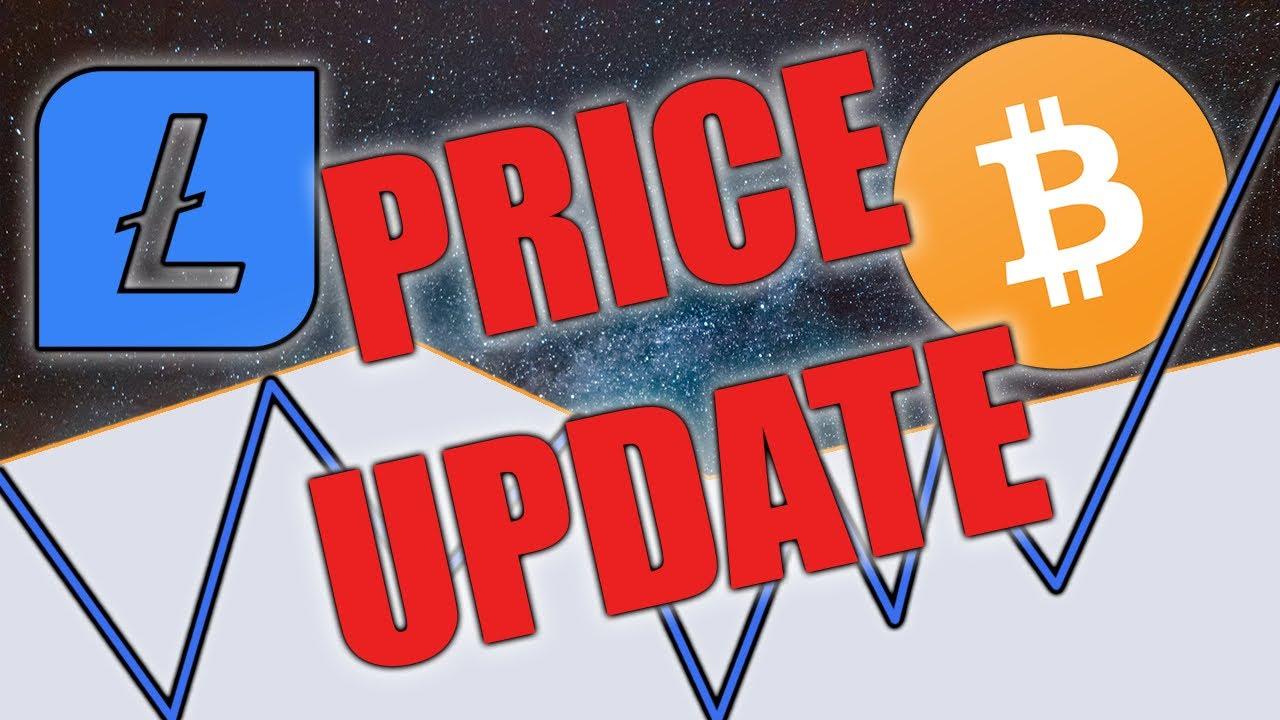 Bitcoin Ascending Triangle | Litecoin Rising Wedge