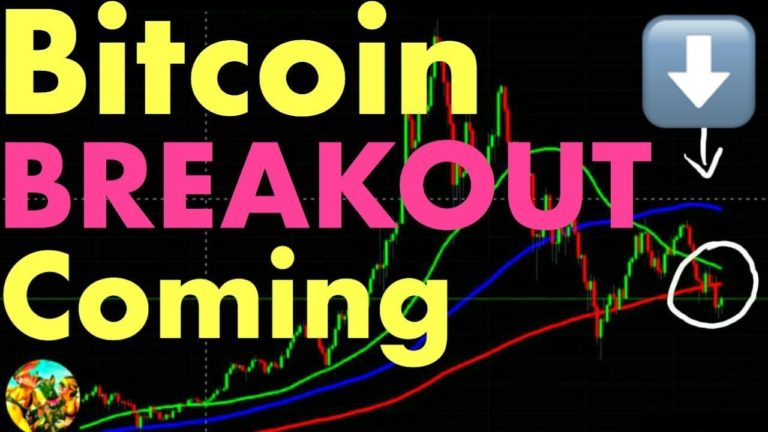 Bitcoin BREAKOUT Coming – How High Will We Go?