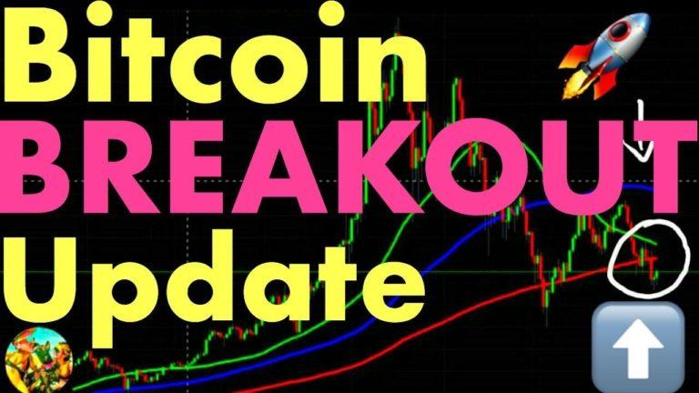 Bitcoin BREAKOUT Update – Good News & Bad News