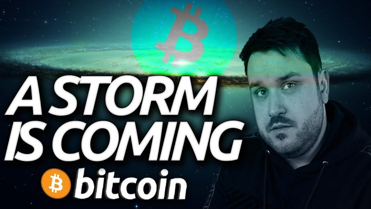 Bitcoin Bear Trap? Crazy Storm Brewing
