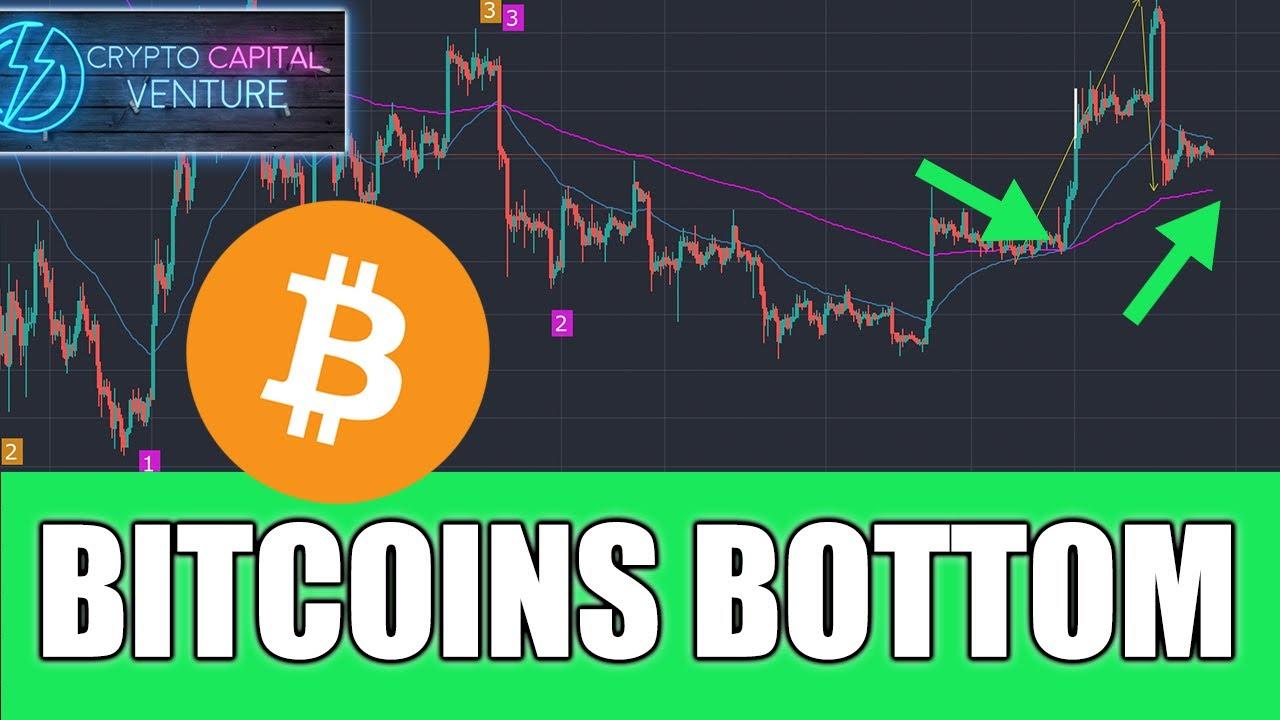 Bitcoin Bottom Chart - BTC Price