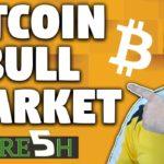 Bitcoin Bull Market | Golden Cross Indicates HUGE Gains Incoming | BTC Transactions | IOST Oasis