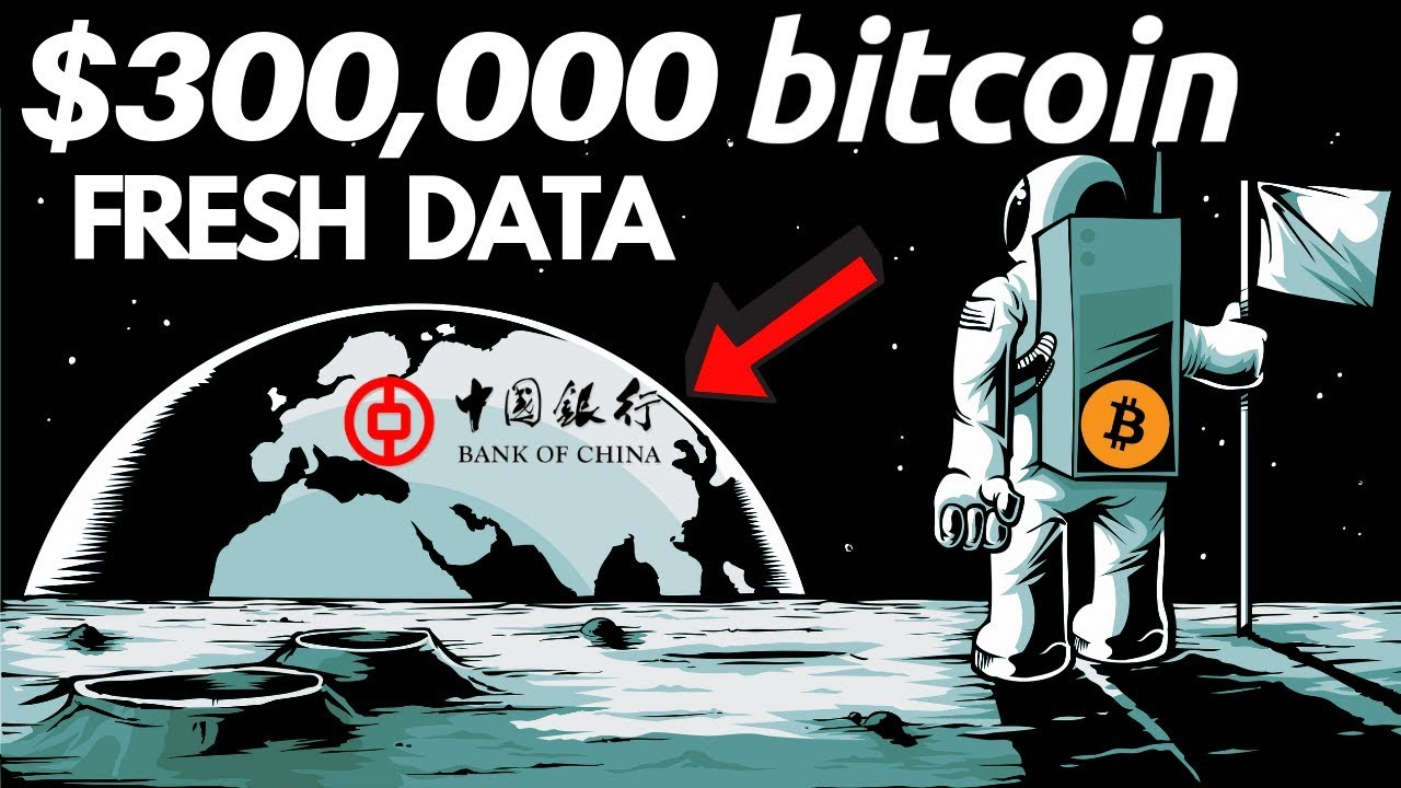 Bitcoin Bull Run To $300k BTC, Bank of China Bullish