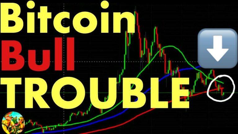 Bitcoin Bull Trouble – Key Levels