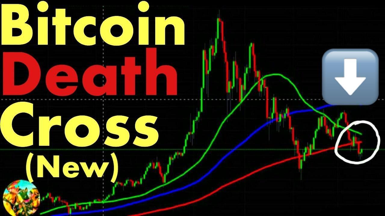 Bitcoin DEATH Cross - Good News?