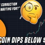 Bitcoin Dips To $9,000 | Is This The Correction We've Been Waiting For?