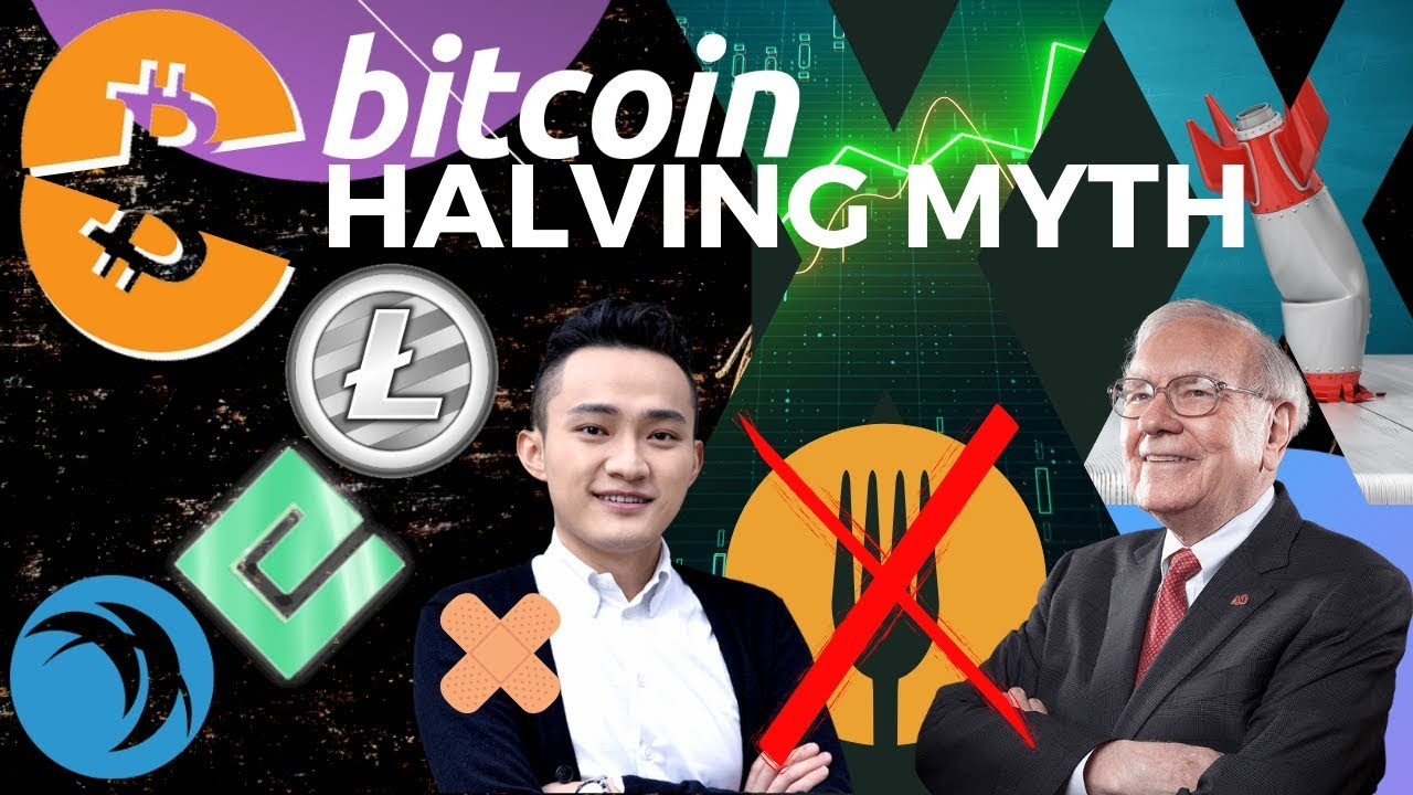 Bitcoin Halving Analysis. Justin Sun Delays Warren Buffet Meeting!