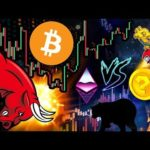 Bitcoin Heating Up!!! 🔥 Ethereum's Biggest Competitor Yet? Can $BTC Survive a Global Recession?