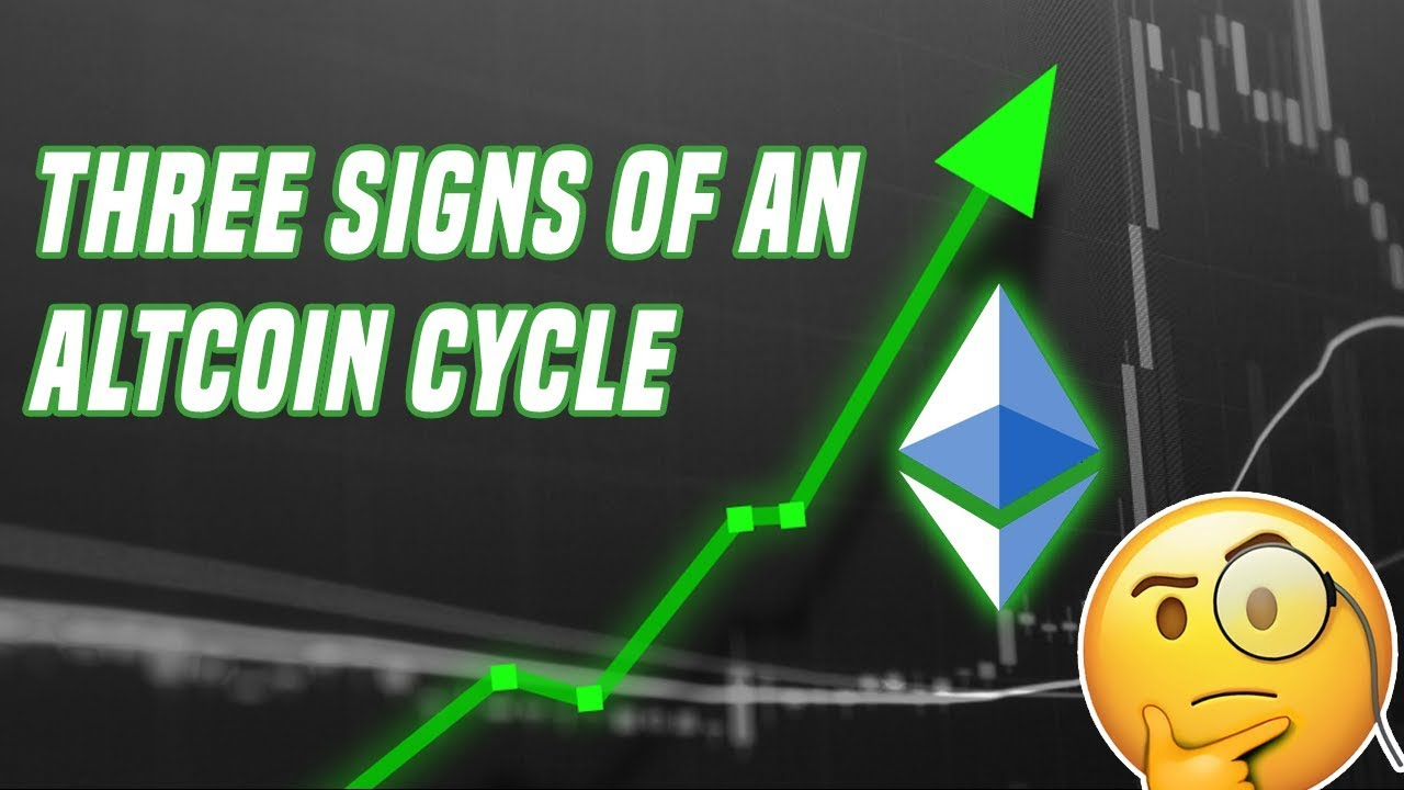 Bitcoin Holds $10K | Three Signs An Altcoin Cycle Is Coming Soon