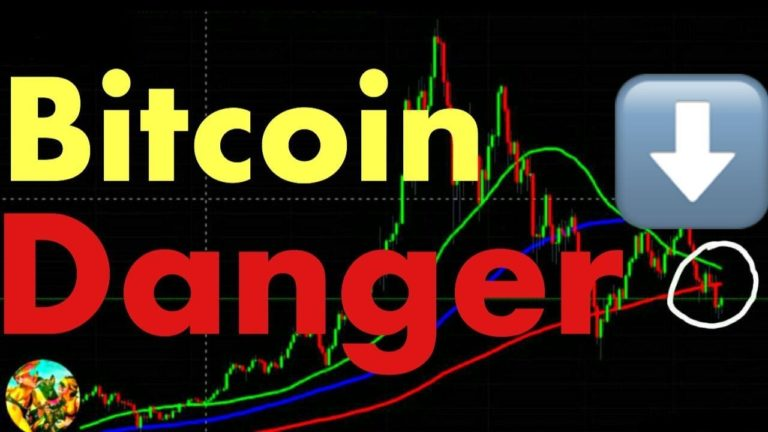 Bitcoin In DANGER – Here's Why
