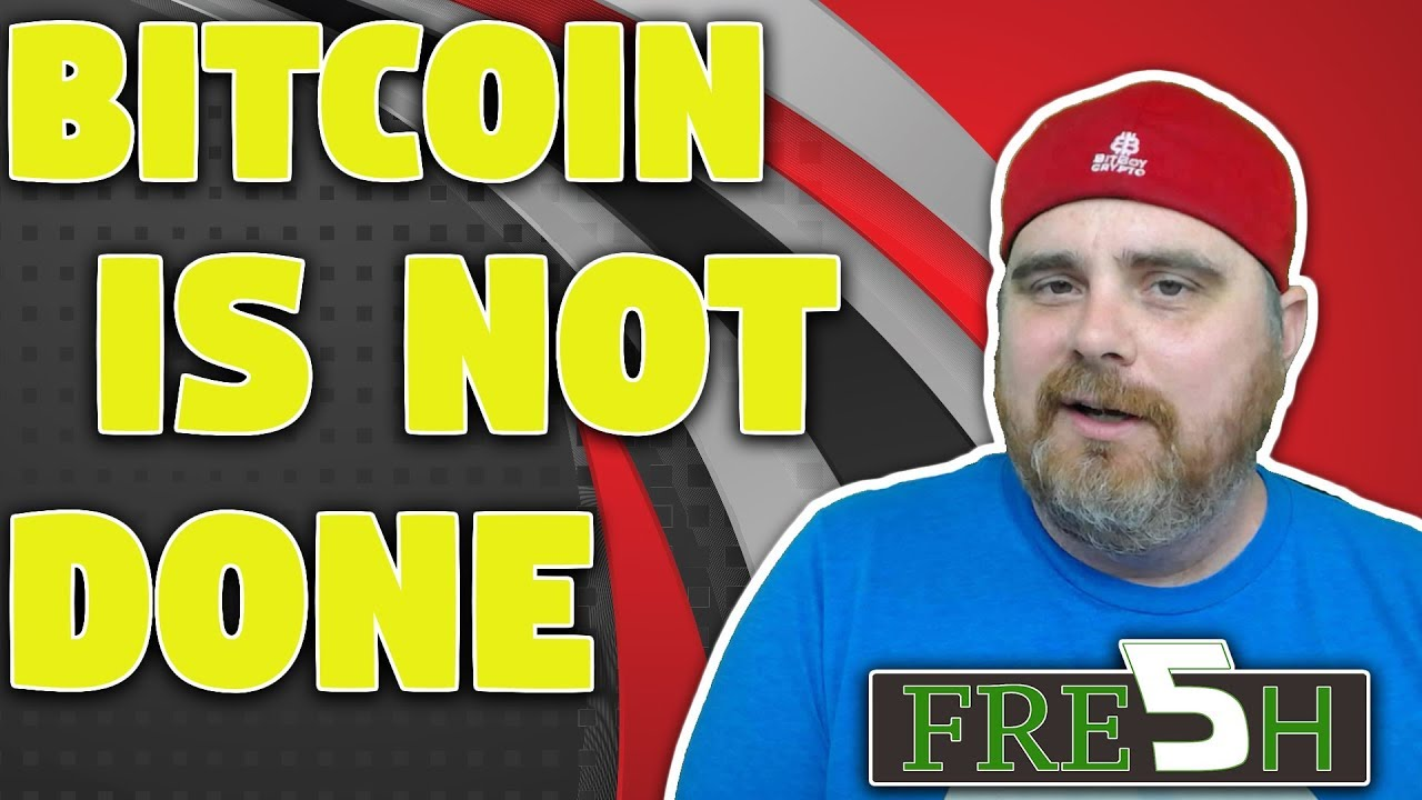 Bitcoin NOT Done Yet | New Money & Interest is Back | IOST Oasis | TRX Pump