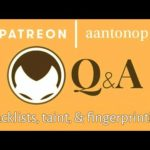 Bitcoin Q&A: Blacklists, taint, and wallet fingerprinting