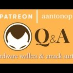 Bitcoin Q&A: Hardware wallets and attack surface