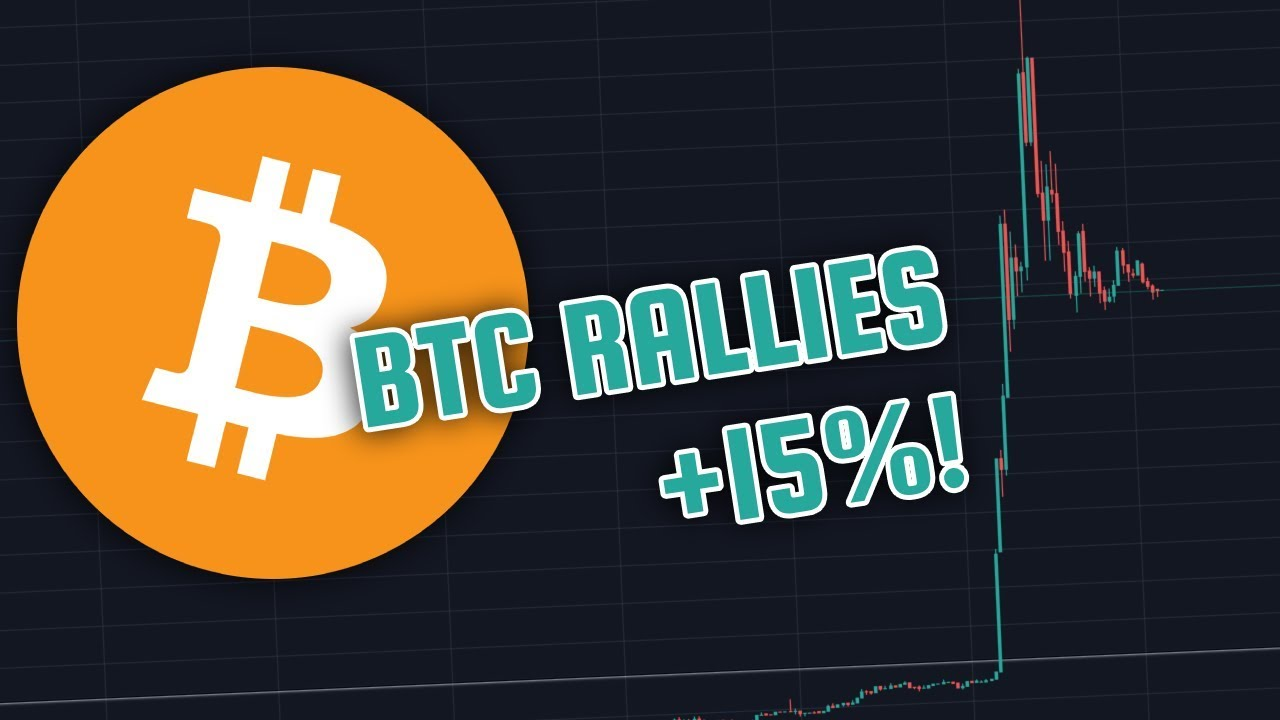 Bitcoin Rallies Nearly +15% As $4,200 Resistance Faces Massive Volume