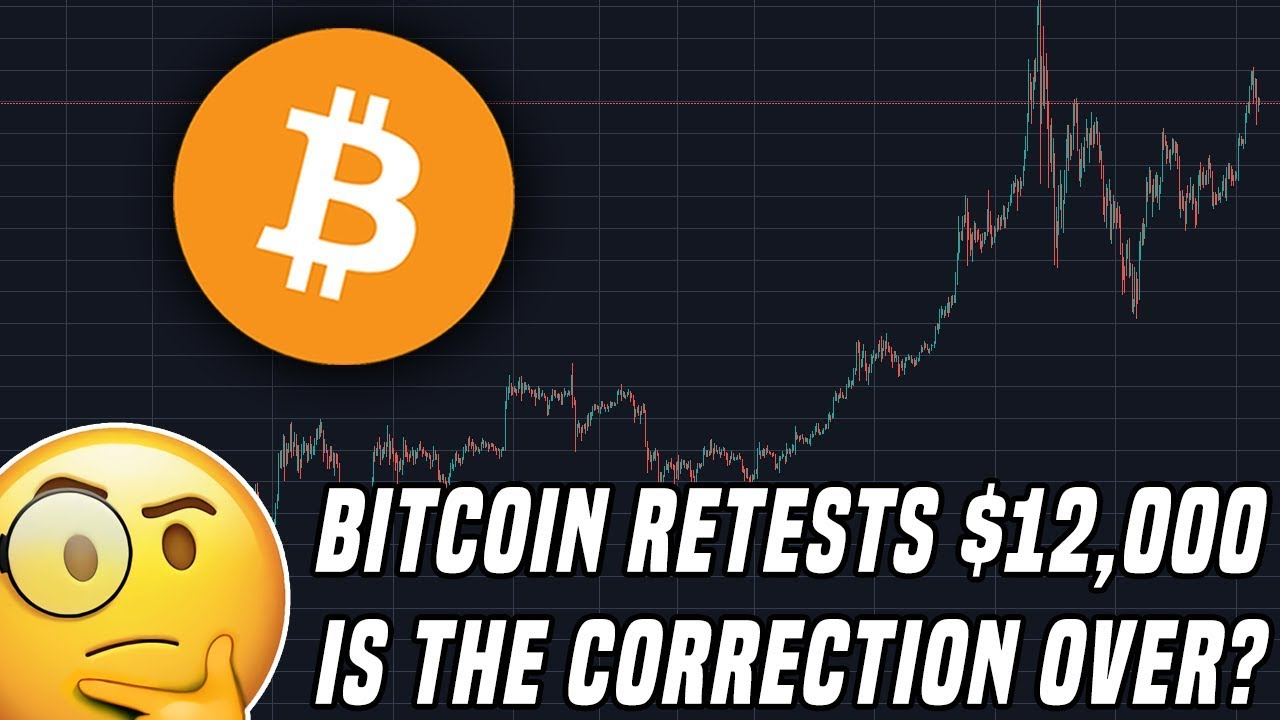 Bitcoin Rally Continues To $12K | Is The Correction Over?