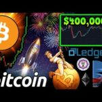 Bitcoin STILL Going PARABOLIC! $400k 🚀Target!? The BEST News for Crypto Yet!?