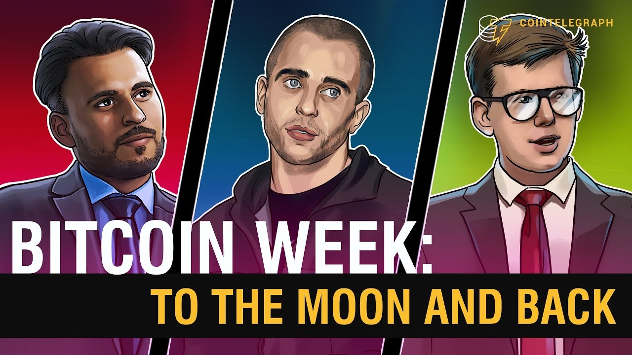 Bitcoin Week: to the Moon and Back