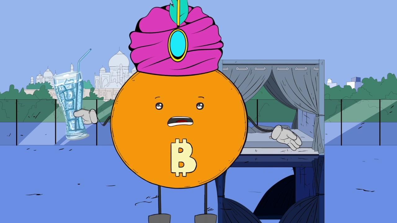 Bitcoin visits India