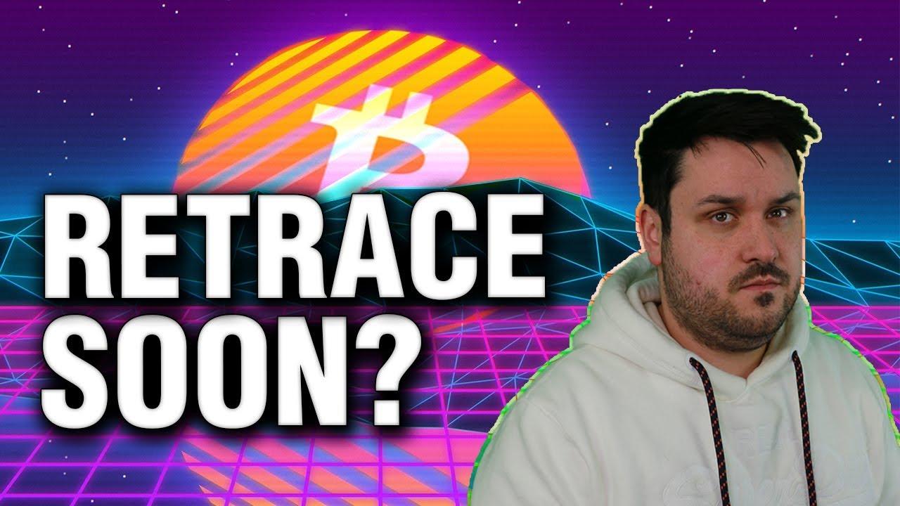 Bitcoin's Healthy Retracement? Not So Soon...