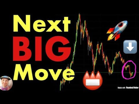 Bitcoins Next BIG Move - It's Not What You Think